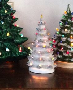Ceramic Trees - the whole forest ;)