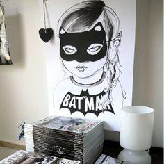 Batman disguise