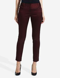 Pants for Women   Womens Dressy Pants, Pants for Women, Velvet Pants   THE LIMITED