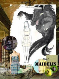 maidelis - obra: [2012 - 2013] Estas tres hermanas cubanas, de Carlo Urra.