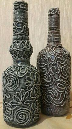 Бутыли декоративные от GALINA BASATI