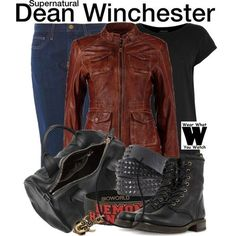 Supernatural outfit