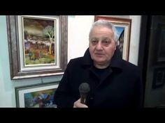 Novara: mostra naif di Alfredo Vallese