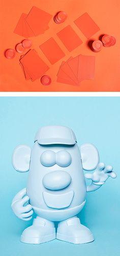 Game Over! Artwork Series by Henry Hargreaves | Inspiration Grid | Design Inspiration