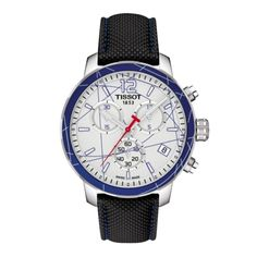 Tissot Quickster Ice Hockey 2014 Special Edition Herrenuhr | T095.417.17.037.00