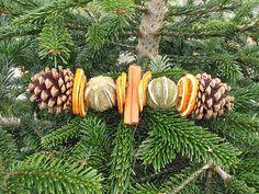 Creative Eco-Friendly Christmas Decorating Ideas Close up Homemade Christmas Decorations, Christmas Crafts, Christmas Ornaments, Christmas Ideas, Christmas Tree Design, Christmas Mood, Merry Christmas, Scottish Holidays, Natural Christmas