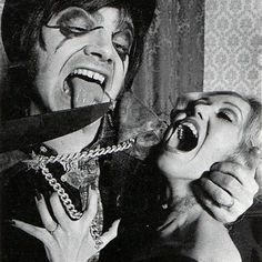 Screaming Lord Sutch channels Jack The Ripper