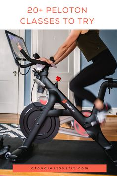 Have you scheduled your favorite Peloton classes this week? The best and super popular online workout classes. They're most known for incredible cycling classes and they now have two bike options: the Peloton and the Peloton+. The biggest difference is that the screen on the Peloton+ turns so you can do floor workouts more easily. You can also buy accessories like cycling shoes, weights, and a mat, to go with your Peloton bike. Set up your home gym today and start your weight loss plan! Running Injuries, Running Workouts, Running Tips, Workout Gear, Fun Workouts, At Home Workouts, Mom Workout, Running Shoes, Workout Classes