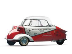 1962 Messerschmitt KR200 Service Car