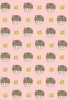 Exo Fan Art, Exo Lockscreen, Chanyeol, Kpop, Wallpaper, Lock Screens, Pens, Fanart, Backgrounds