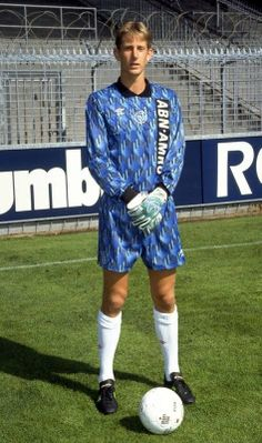 Umbro in the Nineties – Edwin Van Der Sar