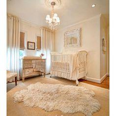 Sophisticated Nursery Design,