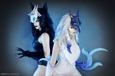 Kindred - League of Legends by Kinpatsu-Cosplay on DeviantArt