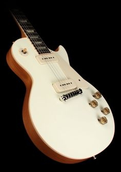 Gibson Custom Shop '54 Les Paul Electric Guitar Classic White