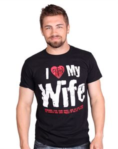 My Wife - Great Christian Shirts for $19.99