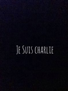 Image via We Heart It https://weheartit.com/entry/155872090 #freedom #libertéd'expression #charliehebdo #jesuischarlie