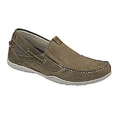 Mens SKECHERS  Murray  Material: Leather / Suede Upper  Color: Brown