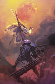 saber and berserker fate zero Fate Zero, Fate Stay Night, Berserker Fate, Scathach Fate, Arturia Pendragon, Fate Servants, Fanart, Fate Anime Series, Animes Wallpapers