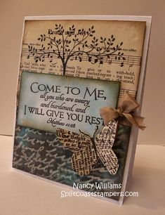 FS519 - Twila Inspired Sympathy by nwilliams6 - Cards and Paper Crafts at Splitcoaststampers