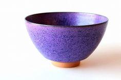 画像1: 清水焼 瑞松窯 紫式部抹茶碗