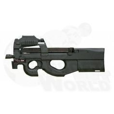 G&G PDW99 P90 - Black Airsoft Gear, Hand Guns, Black, Firearms, Pistols, Black People