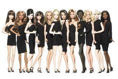 Barbie et la petite robe noire