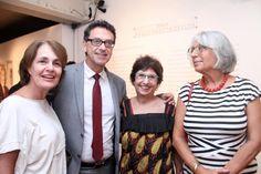 Marcy Junqueira, Marcelo Araujo, Vilma Eid  e Maristela Gaudio