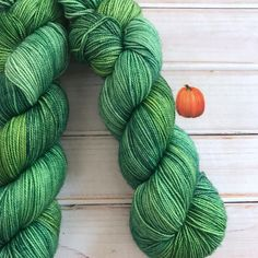 Don't Be Jealous, fingering weight hand dyed yarn – Hypnotic Yarn