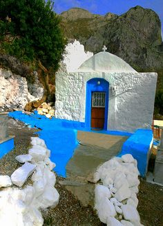 Church in Kalymnos....