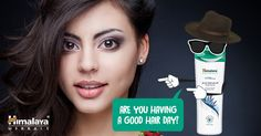 Dandruff makes our hair greasy which leads to a bad hair day. Just say #HelloHair to make every day a good hair day.