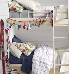 Do you have a shared bedroom or bunkhouse for the kids or grandkids?