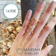 Προσθέστε πολυτέλεια στο #look σας με ένα ρόζ χρυσό δαχτυλίδι από την σειρά #Cathrene!!👑  Δαχτυλίδι D3588 14,90€ ΡΟΖ ΧΡΥΣΟ  #mariahjewellery #mariah #jewellery #δαχτυλίδι #ροζχρυσό Rings, Jewelry, Jewlery, Jewerly, Ring, Schmuck, Jewelry Rings, Jewels, Jewelery