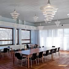 Buy Louis Poulsen Enigma 545 Pendant Light online with Houseology's Price Promise. Full Louis Poulsen collection with UK & International shipping. Lamp Design, Lighting Design, Lighting Manufacturers, Light Architecture, Beautiful Buildings, Pendant Lamp, Indoor, Lights, Contemporary