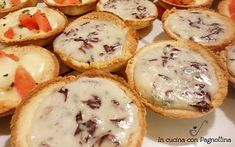 Cestini veloci Appetizer Recipes, Appetizers, Superfoods, Finger Foods, Crackers, Coco, Nom Nom, Buffet, Recipies