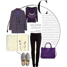 """""""WhyNot? In love with lavender x"""" by fashionwhynot on Polyvore"""
