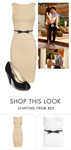 """""""the twilight saga bella"""" by maria-cmxiv on Polyvore featuring Dsquared2, Hinge and MICHAEL Michael Kors"""