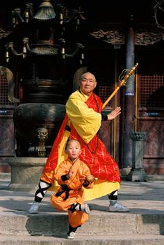 shao lin kungfu