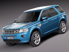 LandRover Freelander 2 2013 Model available on Turbo Squid, the world's leading provider of digital models for visualization, films, television, and games. Freelander 2, Land Rover Freelander, Vans, Range Rover, Dream Cars, Automobile, Racing, Trucks, Vehicles