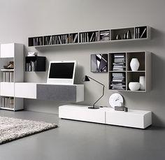 Aménagement d'intérieur pour espaces réduits par BoConcept