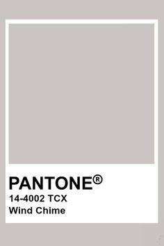Pantone Wind Chime Pantone Tcx, Pantone Swatches, Color Swatches, Pantone Colour Palettes, Pantone Color, Colour Schemes, Color Trends, Color Palette Challenge, Web Colors