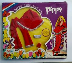 PALITOY PIPPA DOLL AMSTERDAM COLLECTION CLOTHES 1970s IN ORIGINAL PACKAGING   eBay