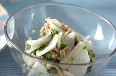 オイル漬けのツナも作り置き甘酢と合わせる事で、サッパリいただけます。大根とツナのサッパリマリネ[洋食/前菜]2009.11.02公開のレシピです。