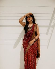 saree styles for farewell \ saree styles ` saree styles for farewell ` saree styles wedding ` saree styles modern ` saree styles for farewell modern ` saree styles for farewell teenagers ` saree styles classy ` saree styles for farewell classy Diana Penty, Dress Indian Style, Indian Dresses, Indian Clothes, Sari Dress, The Dress, Casual Dresses, Fashion Dresses, Indian Outfits
