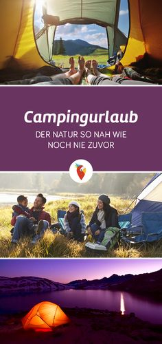 Neben Tipps zum Campingurlaub bekommt ihr hier auch eine Packliste für euren Campingtrip zum Ausdrucken und Ankreuzen. #Camping #Glamping #Packliste #Natur #Wandern #Urlaub #Reisetipps