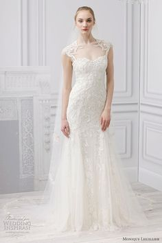 monique lhuillier bridal spring 2013 radiance