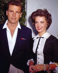 Hollywood sweethearts Robert Wagner and Natalie Wood