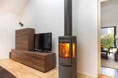 Contura wood stove. http://www.contura.eu/English/