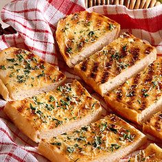 Leave your oven off, and serve this crusty French bread straight from the grill.