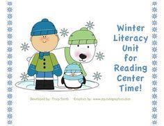 Common Core Winter Literacy Unit