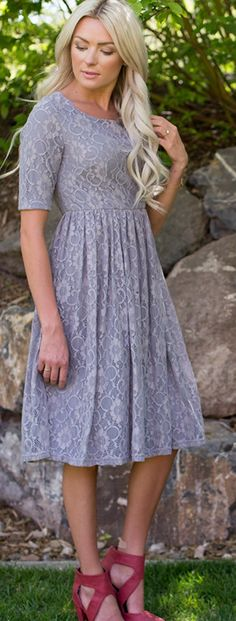 Modest Wedding Dresses In Logan Utah : Images about clothes that i love on